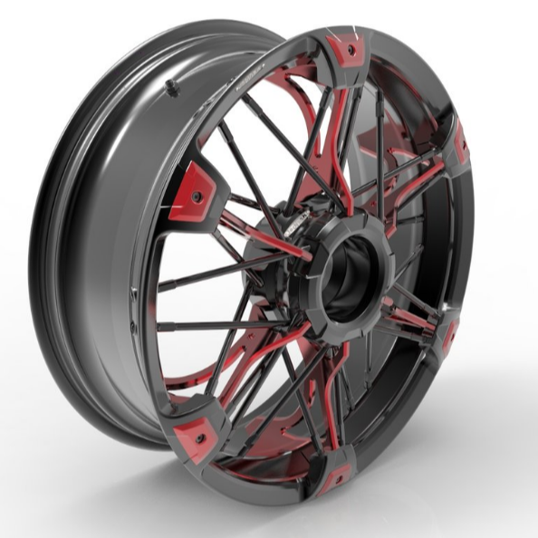 JoNich Wheels for Ducati